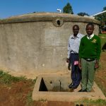 The Water Project: Bushili Secondary School -  Titus And Julius