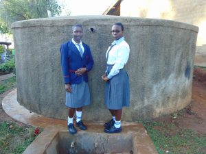 The Water Project:  Imbale Students