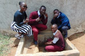 The Water Project:  Happy Days