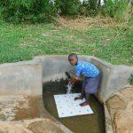 The Water Project: Shihingo Community -  Justin Mulama