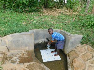 The Water Project:  Justin Mulama