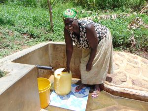 The Water Project:  Dora Mukabi