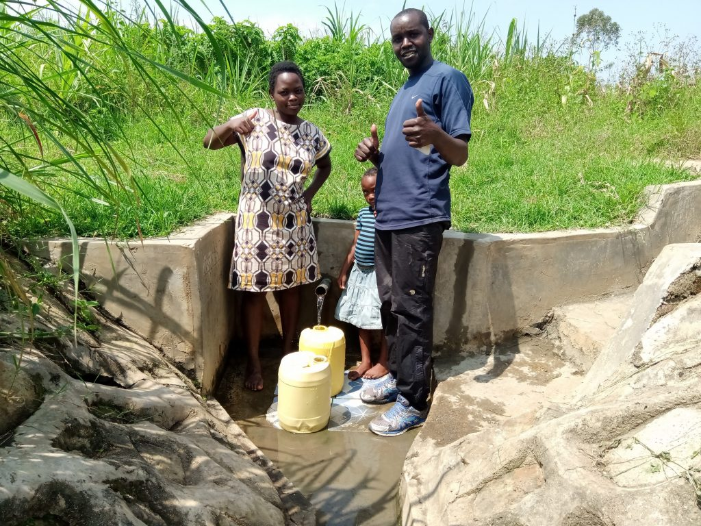 The Water Project : 2-kenya18107-thumbs-up