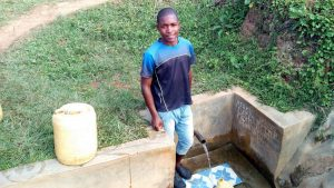 The Water Project:  Charle Okute