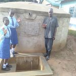 The Water Project: St. Mary's Girl's High School -  Students And Staff