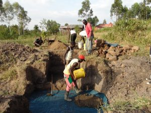 The Water Project:  Starting The Foundation