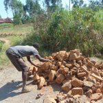 The Water Project: Musango Community, Emufutu Spring -  Choosing A Stone