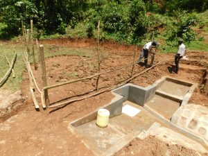 The Water Project:  Buliding The Fence