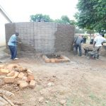 The Water Project: Namanja Secondary School -  Tank Construction