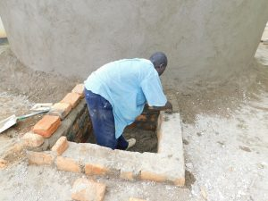 The Water Project:  Working On The Access Point