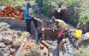 The Water Project:  Brick Work