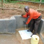 The Water Project: Wajumba Community, Wajumba Spring -  Flowing Water