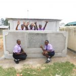 The Water Project: Namanja Secondary School -  New Latrines