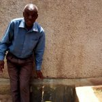 The Water Project: Esibeye Primary School -  Head Teacher Peter Oluchiri