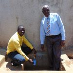 The Water Project: Esibeye Secondary School -  Erick And Omulo
