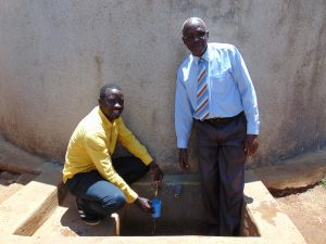 The Water Project:  Erick And Omulo