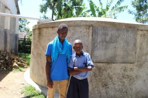 The Water Project:  Ian And Phillip