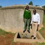 The Water Project: Bushili Secondary School -  Julius And Jonathan