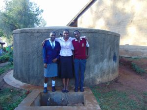 Giving Update: Imbale Secondary School