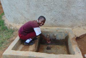 The Water Project:  Magdalene Kwamboka