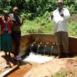 The Water Project: Shilakaya Community, Shanamwevo Spring -  Befry Jacklyne John