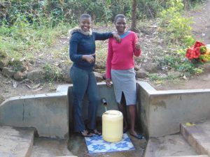 The Water Project:  Jemmimah And Selfine