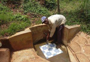 The Water Project:  Peter Imbutsi