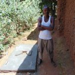 The Water Project: Musango Community, Emufutu Spring -  Sanitation Platform