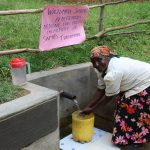 The Water Project: Wajumba Community, Wajumba Spring -  Thank You