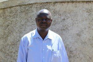 The Water Project:  Mr Fredrick Lwangu