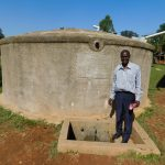 The Water Project: Bushili Secondary School -  Deputy Principal Titus Wanyama