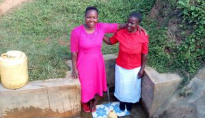 The Water Project:  Betty And Esther