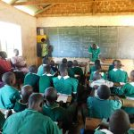The Water Project: Ebutenje Primary School -  Training