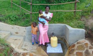 The Water Project:  Happy Family