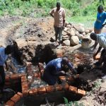 The Water Project: Eshiasuli Community, Eshiasuli Spring -  Teamwork