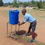 The Water Project: Shamalago Primary School -  Vincent Wachina