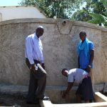 The Water Project: Imuliru Primary School -  Running Water