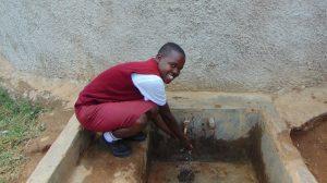The Water Project:  Sylvia Vihenda
