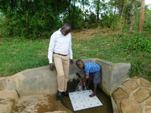 The Water Project:  Jonathan And Justin