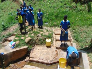 The Water Project:  Fetching Water