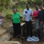The Water Project: Shiyunzu Community, Imbukwa Spring -  Flowing Water