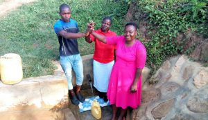 The Water Project:  Charle Esther Betty