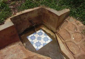 The Water Project:  Mihako Spring