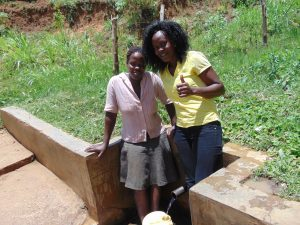 The Water Project:  Sabina And Lillian