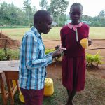The Water Project: Kitumba Primary School -  Dental Hygiene Training