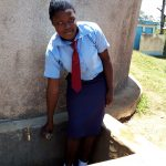 The Water Project: Esibeye Secondary School -  Rumona Minicah
