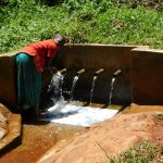 The Water Project: Shilakaya Community, Shanamwevo Spring -  Befry Smiles