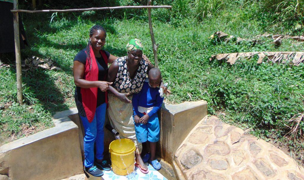 The Water Project : 6-kenya18094-christine-dora-lewi