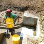 The Water Project: Sambuli Community, Nechesa Spring -  So Much Water