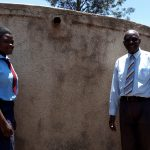 The Water Project: Esibeye Secondary School -  Rumona And Omulo